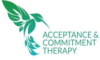 Acceptance and Commitment Therapy  logo