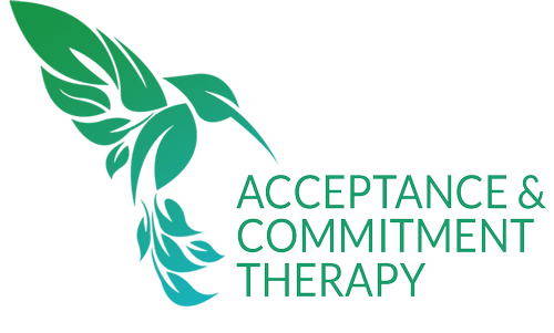 Acceptance and Commitment Therapy Southampton logo. ACT therapy. Self improvement.